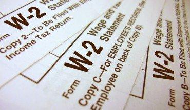 w-2 tax forms