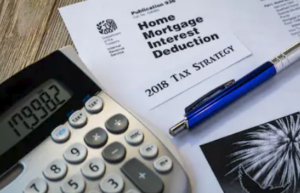 What are the changes to the home mortage interest tax deduction?