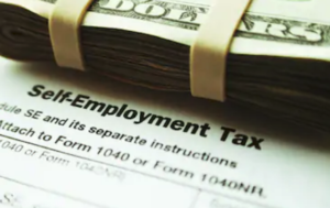 self employment taxes